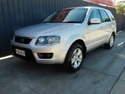 2009 Ford Territory SY Mkii TX Silver 4 Speed Sports Automatic Wagon Blair Athol Port Adelaide Area Preview