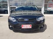 2014 Ford Falcon FG MkII XR6 Ute Super Cab Black 6 Speed Sports Automatic Utility Ravenhall Melton Area Preview