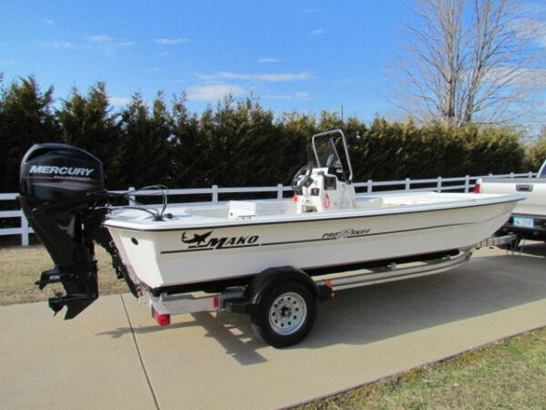 Used 2013 Other Pro 17 SKIFF CC