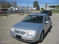 2004 Volkswagen Jetta GLS ONE OWNER NO ACCIDENT