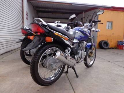 2007 YAMAHA SCORPIO Z 225 LAMS RIDE AWAY 2DAY