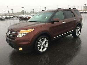 2015 Ford Explorer Limited ***$297 BiWeekly***