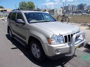 2008 Jeep Grand Cherokee 4x4 ON SPECIAL Wollongong Wollongong Area Preview