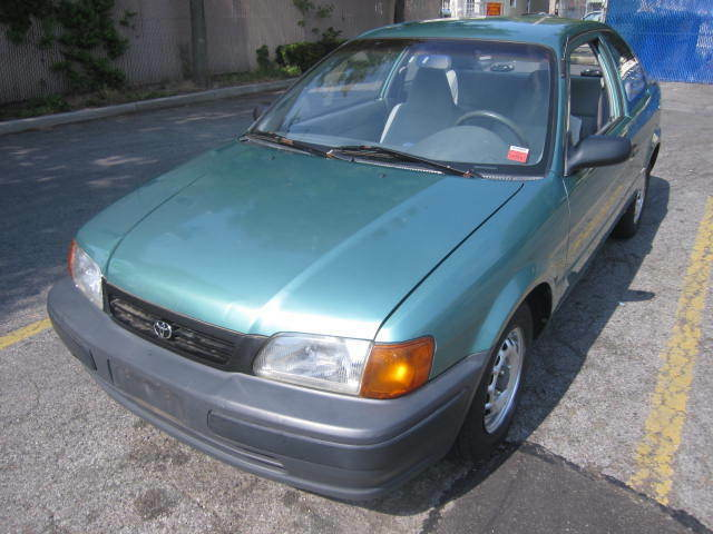 Imagen 1 de Toyota Tercel 4CYL green