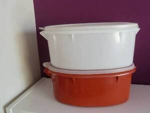 Tupperware large containers Bedford Bayswater Area Preview