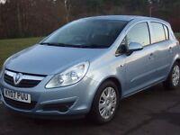 Vauxhall Corsa 1.2i Club 16v , 5 Dr Hatchback , ----- Excellent Condition -----