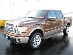 2012 Ford F-150 King Ranch 4x4 SuperCrew 145 in