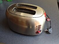 Faithfull toaster that got replaced!