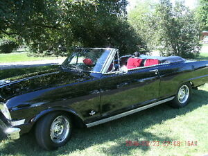 For sale  Rare 1962 Nova convertible