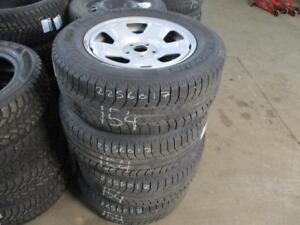 255/60 R17 13' ACURA MDX RIMS W/ MICHELIN LATTITUDE WINTER TIRES USED SNOW TIRES (SET OF 4 - $650.00) - APPROX. 85% TREA