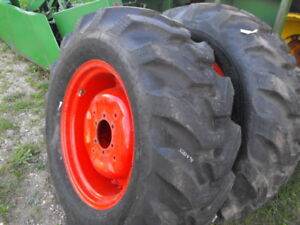 * Brand new 420x70-24 inch Firestone Industrial/Utility tires.