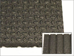 Commercial-Grade Rubber Flooring