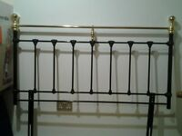 Headboard Victorian style for double bed