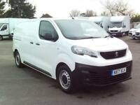 Peugeot Expert STANDARD 1000 1.6 BLUEHDI 95 S EURO 6 DIESEL MANUAL WHITE (2017)