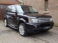 07 Range Rover Sport 3.6 V8 £10500