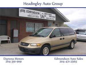 1996 Plymouth Voyager SE