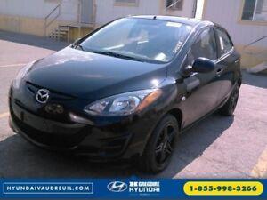 2013 Mazda Mazda2 GX A/C MAG 15'' Gr.Elec MP3/AUX BAS KM'S