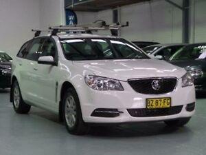 2014 Holden Commodore VF Evoke Heron White Sports Automatic Wagon Seven Hills Blacktown Area Preview
