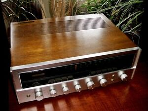 1972 Sansui Stereo Receiver--Model Six
