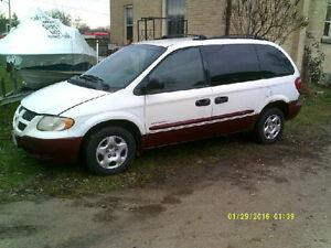 2001 Chrysler Other Minivan, Van London Ontario image 3