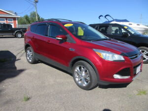 2013 Ford Escape SEL 4X4  $49 WEEKLY SUV, Crossover