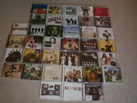 GIRL AND BOY BAND CDS AND OTHERS - 37 CDS IN ALL