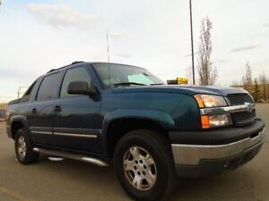 2005 Chevrolet Avalanche Z71 OFF ROAD  PKG-4X4--GREAT SHAPE