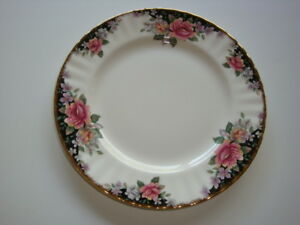 Selection of Royal Albert China in the CONCERTO Pattern