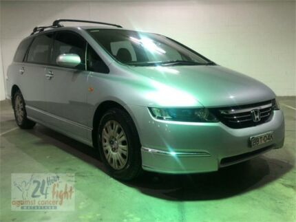 2005 Honda Odyssey 3rd Gen Silver Sports Automatic Wagon Campbelltown Campbelltown Area Preview
