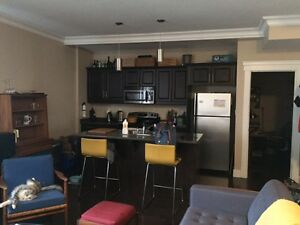 Steps from Riverfront~ Updated 1 bed plus den ~ Parking