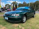 1998 Mazda 626 Classic 5 Speed Manual Sedan