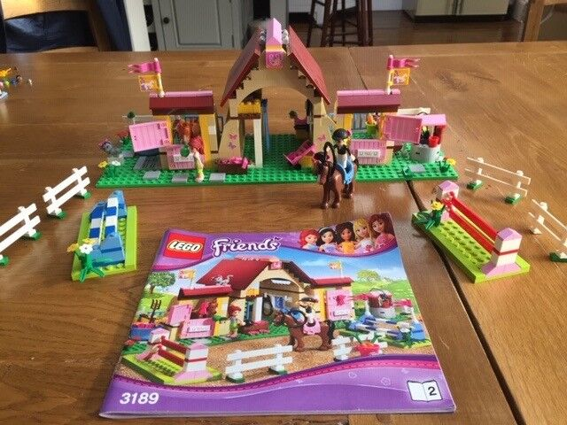 Lego Friends Riding Stable And Accessories In Malone Belfast