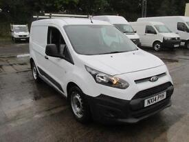 Ford Transit Connect 200 L1 1.6 Tdci 95Ps Van DIESEL MANUAL WHITE (2014)
