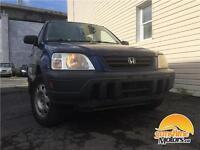 **1999 Honda CR-V 4WD | AUTOMATIQUE, A/C, A1 MECHANIC, 2.0L 4CYL