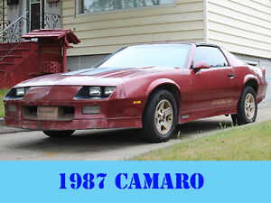 1987 Chevrolet Camaro Iroc-z Z28  *YOU FOUND IT!*