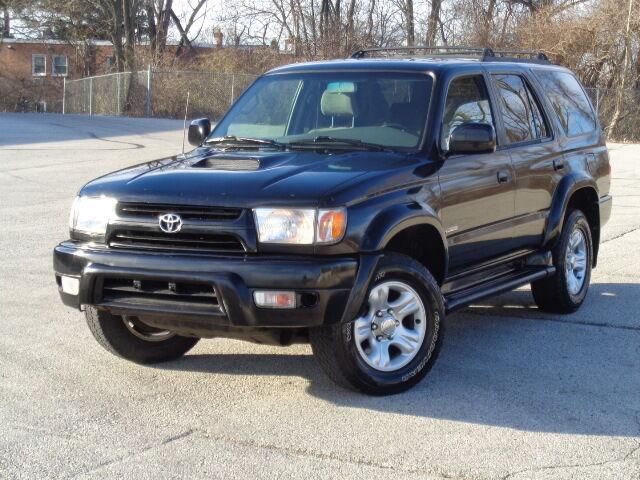 Image 1 of Toyota: 4Runner 4dr…
