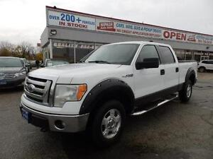 2012 Ford F-150 XLT CREW CAB 4X4 6 PASSENGERS NO ACCIDENTS