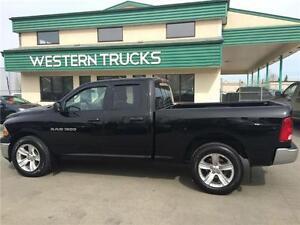 2012 Ram 1500 V8 Flex Fuel~Lo Kms Only 52K Like New!!! $199 B/W