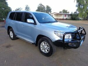 2014 Toyota Landcruiser VDJ200R MY13 GXL (4x4) Shimmer 6 Speed Automatic Wagon Roma Roma Area Preview