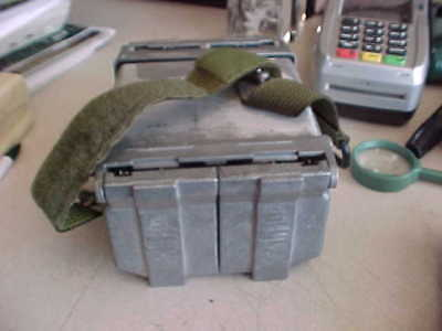 Military Electrical Wet And Damp Box 4 Outlets Generator Grouse Hinds M151 M38