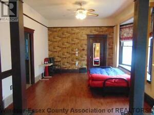 House for rent, intersection of Bruce and Wyandotte St W