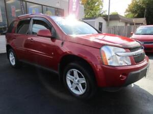 2006 CHEVROLET EQUINOX LT * ONLY 113,000 KMS * AWD * SUNROOF *