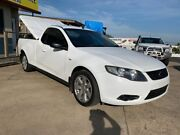 2010 Ford Falcon FG EcoLPi Cab Chassis 2dr Spts Auto 6sp 4.0Gi White Sports Automatic Cab Chassis Loganholme Logan Area Preview