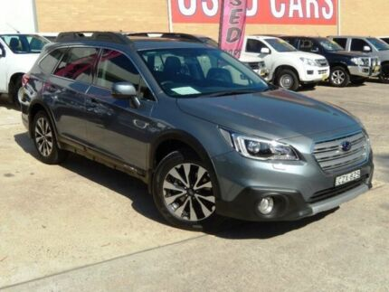 2015 Subaru Outback MY15 2.0D Premium Grey Continuous Variable Wagon Belconnen Belconnen Area Preview