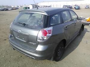 2003 TO 2014 TOYOTA MATRIX PARTS FOR SALE
