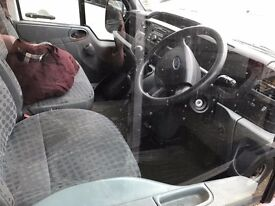 LUTON FORD IN A REALLY GOOD CONDITION