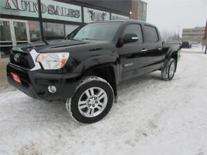 2013 Toyota Tacoma DOUBLE CAB ACCIDENT FREE LIMITED