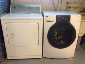 Appliances...washer, dryer, stove