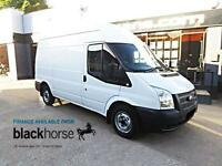 2011 Ford Transit T300 2.2TDCi 140ps MWB High Roof *17000miles* Diesel white Man