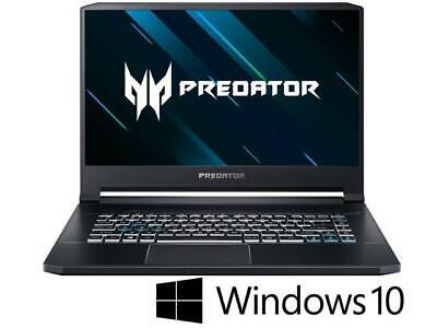 "Acer Predator Triton 500 PT515-51-75L8 15.6"" 144 Hz IPS Intel Core i7 8th Gen 87"